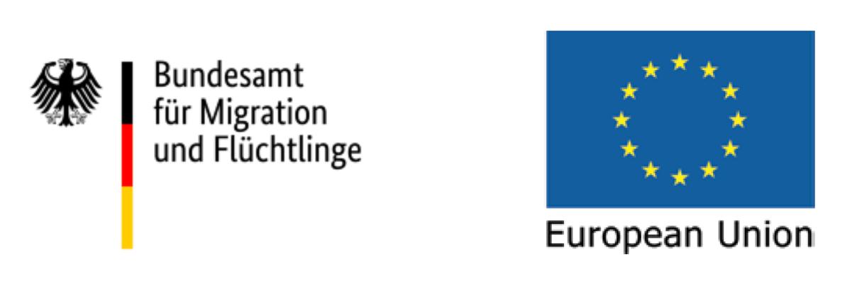 Logo Frontex Pilotprojekt