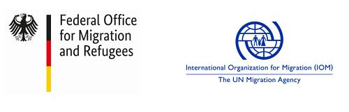 Logo StarthilfePlus - Supplementary Reintegration Support in the Country of Origin